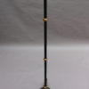 Fine French, 1940s Wrought Iron Lamp Floor