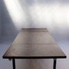 1960s Swiss Wenge Dining Table by Dieter Waeckerlin