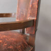 French Art Deco Desk Armchair