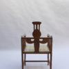 Arts & Crafts Armchair by G M Ellwood, Made by J S Henry