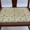 Fine Arts & Crafts Armchair by G M Ellwood, Made by J S Henry