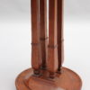 French Art Nouveau-Art Deco Walnut Gueridon by Tony Selmersheim