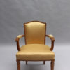 Fine French Art Deco Armchair by Leleu