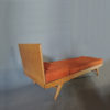 French 1950s Oak Banquette, Daybed by Free-Span