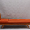 French 1950s Banquette, Daybed by Free-Span