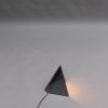 Small French 1960s Table Lamp by Perzel