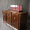 Rare Fine French Art Deco Walnut Sideboard by Jean-Charles Moreux