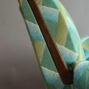 1094-Paire fauteuils clubs a carreaux verts (16)