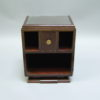 Pair of French Art Deco Side Tables or Night Stands