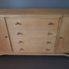 Fine French Art Deco Sycamore Commode