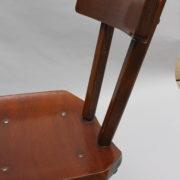 1737-6 chaises lamelle colle00013