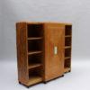 Fine French Art Deco Cabinet / Bar / Bookcase