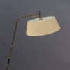 Fine French 1950s Adjustable Floor Lamps by Lunel