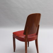 1747-6Chaises+2fauteuils SM Maxime Old cuir rouge 00011