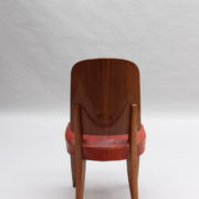 1747-6Chaises+2fauteuils SM Maxime Old cuir rouge 00012