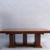 Fine French Art Deco Palisander Extendable Dining Table