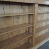 Large French Neoclassical Pine Bookcase