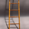 Fine French Nine Rungs Faux Bamboo Ladder