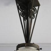 1731-Suspension fer forge globe Muller00011
