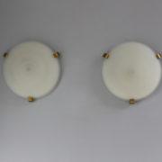 1765-Paire de Perzel 3 griffes dores bascule petit mec00001