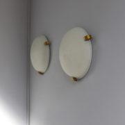 1765-Paire de Perzel 3 griffes dores bascule petit mec00003