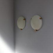 1765-Paire de Perzel 3 griffes dores bascule petit mec00006