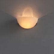 1793-Applique Perzel 1_4 de sphere griffes dores sur le cote00001