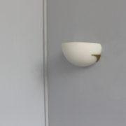 1793-Applique Perzel 1_4 de sphere griffes dores sur le cote00003
