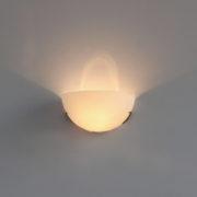 1793-Applique Perzel 1_4 de sphere griffes dores sur le cote00012