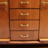 Fine French Art Deco Palisander Sideboard by Maxime Old