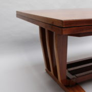 1748-Table SM Maxime Old cuir rouge 00004