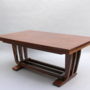 1748-Table SM Maxime Old cuir rouge 00005