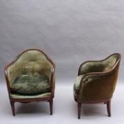 1726-4 fauteuils gondoles 192500006