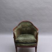 1726-4 fauteuils gondoles 192500007