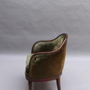 1726-4 fauteuils gondoles 192500009
