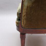 1726-4 fauteuils gondoles 192500014