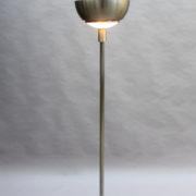 1805-Lampadaire Perzel nickle presque tout metal 12