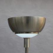 1805-Lampadaire Perzel nickle presque tout metal 8