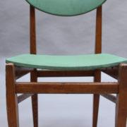 1824-4 chaises 50's vert d'eau (18)