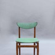 1824-4 chaises 50's vert d'eau (6)