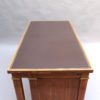 Fine French 1950's Mahogany Desk by Jacques Adnet (2 available)