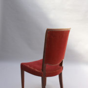 1766a-6 chaises et 2 fauteuils SM Leleu table soleil00027