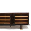 Fine French Art Deco Macassar Ebony Sideboard by Dominique