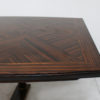 Large French Art Deco Macassar Ebony Table by Dominique