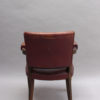 A fine French Art Deco Desk Chair