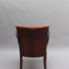 Set of 6 French Fine Art Deco Rosewood Chairs  (8 Side and 2 Arm)