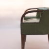 Fine French Art Deco Desk Arm Chair by Dominique