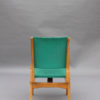3 French 1950s Beech Chairs by Ségalot